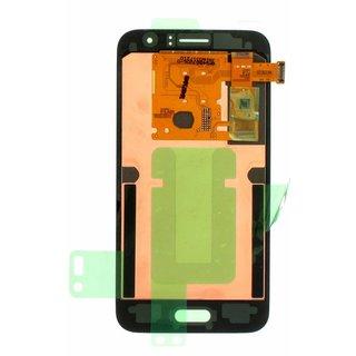 Samsung J120F Galaxy J1 2016 Lcd Display Module, Wit, GH97-18224A
