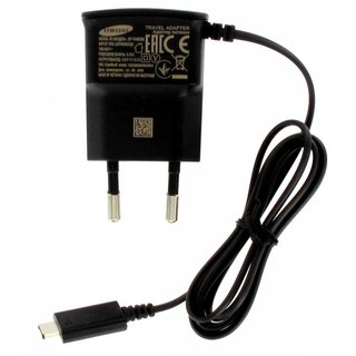 Samsung USB-Charger, EPTA60EBE/EP-TA60EBE, Black, 5.0V, 700mA, GH44-02856A