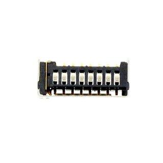 Samsung J120F Galaxy J1 2016 MicroSD kaartlezer connector, 3709-001893