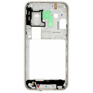 Samsung J320F Galaxy J3 2016 Middle Cover, Gold, GH98-39054B