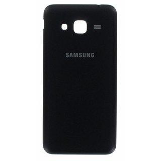 Samsung J320F Galaxy J3 2016 Akkudeckel , Schwarz, GH98-39052C