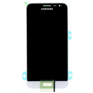 Samsung J320F Galaxy J3 2016 LCD Display Module, White, GH97-18414A