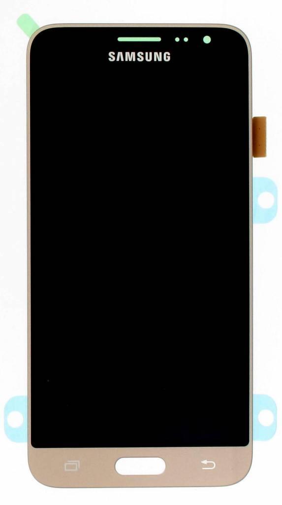 Samsung LCD Display Module J320F Galaxy J3 2016, Gold, GH97-18414B