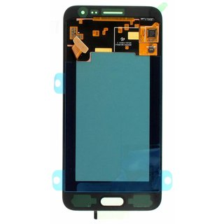 Samsung J320F Galaxy J3 2016 Lcd Display Module, Zwart, GH97-18414C
