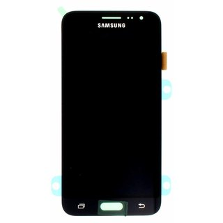 Samsung J320F Galaxy J3 2016 LCD Display Modul, Schwarz, GH97-18414C;GH97-18748C