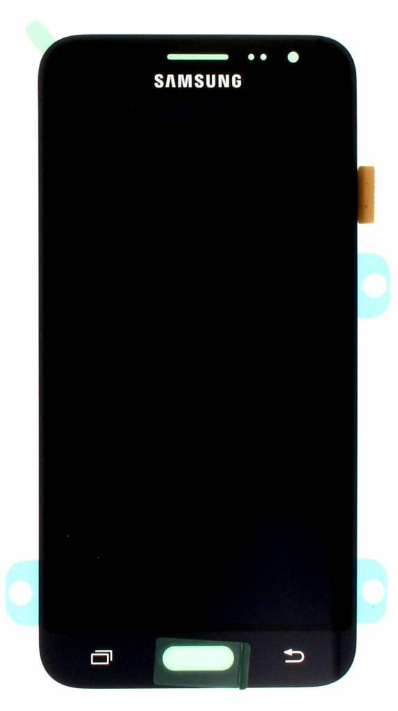 Samsung LCD Display Module J320F Galaxy J3 2016, Black, GH97-18414C