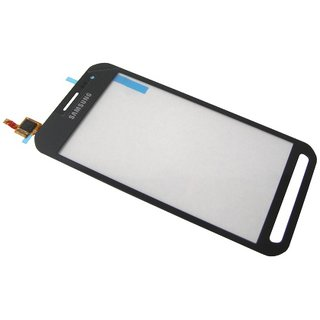 Samsung G388F Galaxy Xcover 3 Touchscreen Display, Chrome Zilver, GH96-08355A