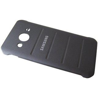 Samsung G388FGalaxyXcover3 Accudeksel, Chrome Zilver, GH98-36285A