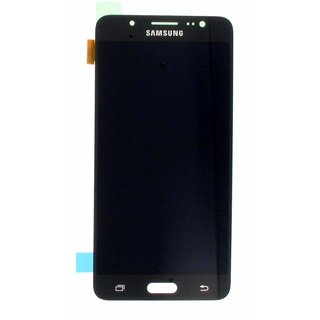 Samsung J510F Galaxy J5 2016 Lcd Display Module, Zwart, GH97-18792B;GH97-19466B