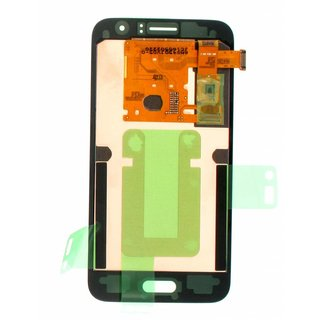 Samsung J120F Galaxy J1 2016 LCD Display Module, Gold, GH97-18224B