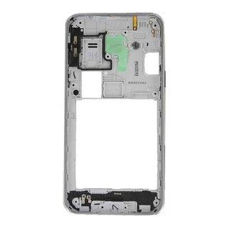 Samsung J320F Galaxy J3 2016 Mittel Gehäuse, Weiß, GH98-39054A