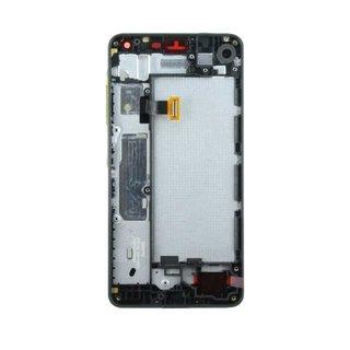 Microsoft Lumia 650 LCD Display Modul, Schwarz, 00814H5