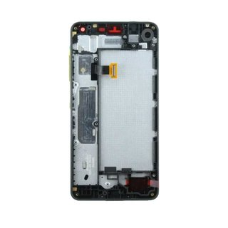 Microsoft Lumia 650 Lcd Display Module, Zwart, 00814H5