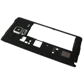 Samsung N915F Galaxy Note Edge Middenbehuizing, Zwart, GH97-16721B