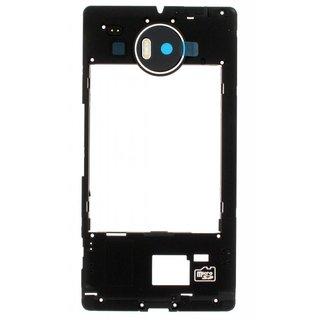 Microsoft Lumia 950 XL Middle Cover, Black, 00814F6