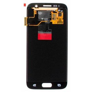 Samsung G930F Galaxy S7 LCD Display Modul, Schwarz, GH97-18523A