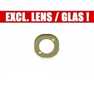 LG H818 G4 Dual Kamera Ring Cover Dekoration, Gold, MCR66127702, Excl. Lens/Glass