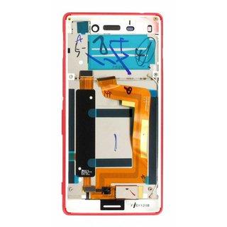Sony Xperia M4 Aqua E2303 LCD Display Modul, Koralle, 124TUL0012A