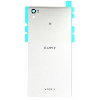 Sony Xperia Z5 Premium E6853 Battery Cover, Chrome Silver, 1296-4219