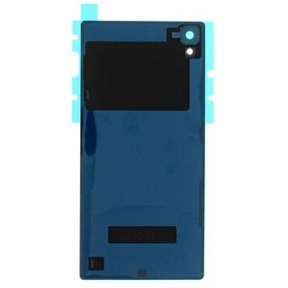 Sony Xperia Z5 Premium E6853 Accudeksel, Chrome Zilver, 1296-4219