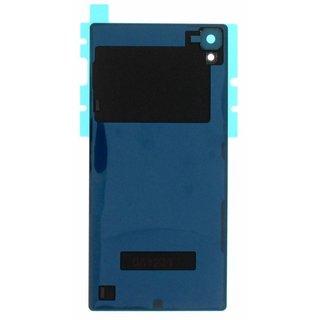 Sony Xperia Z5 Premium E6853 Akkudeckel , Chrom Silber, 1296-4219