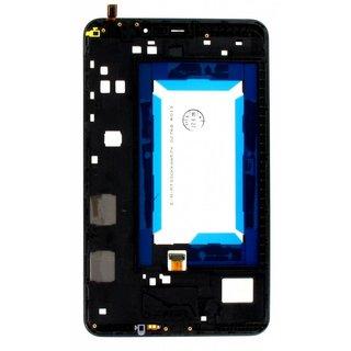 Samsung Galaxy Tab 4 8.0 4G T335 Lcd Display Module, Zwart, GH97-15962A