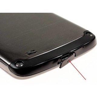 Samsung I9295 Galaxy S4 Active USB Cover, Grijs, GH63-03870A;GH98-30118A