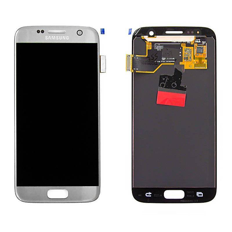 Samsung Lcd Display Module G930F Galaxy S7, Zilver, GH97-18523B