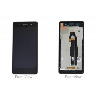 Sony Xperia E5 F3311 LCD Display Modul, Schwarz, 78PA4100020