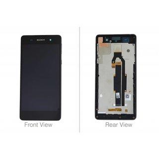 Sony Xperia E5 F3311 Lcd Display Module, Zwart, 78PA4100020