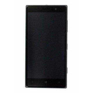 Nokia Lumia 830 LCD Display Module, Grey, 00812S9