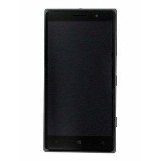 Nokia Lumia 830 Lcd Display Module, Grijs, 00812S9