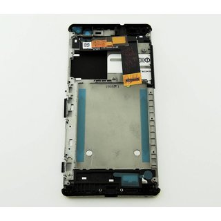 Sony Xperia C5 Ultra E5553 LCD Display Modul, Schwarz, A/8CS-58880-0001