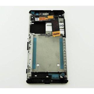 Sony Xperia C5 Ultra E5553 LCD Display Module, Black, A/8CS-58880-0001