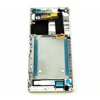 Sony Xperia C5 Ultra E5553 Lcd Display Module, Wit, A/8CS-58880-0002