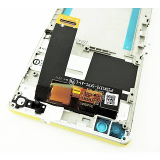 Sony Xperia C5 Ultra E5553 LCD Display Module, White, A/8CS-58880-0002