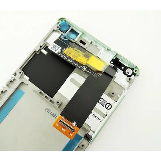 Sony Xperia C5 Ultra E5553 LCD Display Modul, Mint, A/8CS-58880-0003