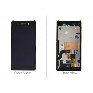 Sony Xperia M5 E5603 LCD Display Modul, Schwarz, 191HLY0003B-BCS