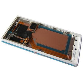 Sony Xperia M2 Aqua D2403 LCD Display Module, White, 78P7550001N