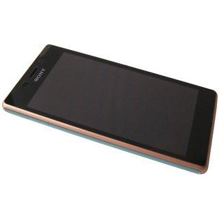 Sony Xperia M2 Aqua D2403 Lcd Display Module, Koper, 78P7550003N