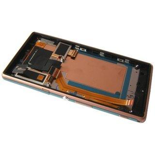 Sony Xperia M2 Aqua D2403 LCD Display Module, Copper, 78P7550003N