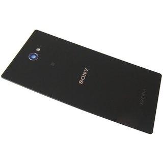 Sony Xperia M2 Aqua D2403 Accudeksel, Zwart, 78P7500002N