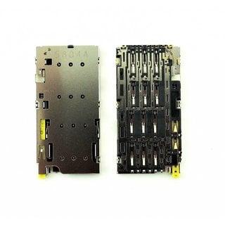 Sony Xperia Z5 Dual E6633 Simkaartlezer, 1295-4064