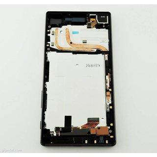 Sony Xperia Z5 Dual E6633 LCD Display Modul, Schwarz, 1298-5918