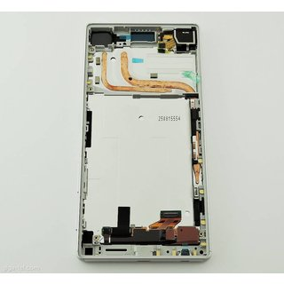Sony Xperia Z5 Dual E6633 LCD Display Modul, Weiß, 1298-5921