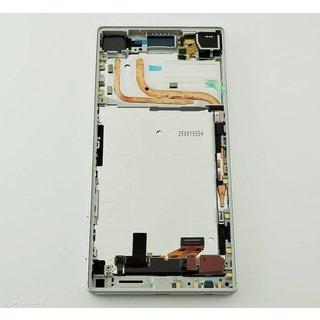 Sony Xperia Z5 Dual E6633 LCD Display Module, White, 1298-5921