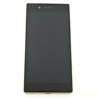 Sony Xperia Z5 Dual E6633 LCD Display Module, Gold, 1298-5922