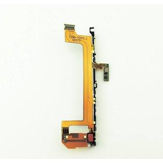 Sony Xperia X F5121 Power + Volume key flex cable, 1296-7099