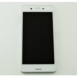 Sony Xperia X F5121 Lcd Display Module, Wit, 1302-4795