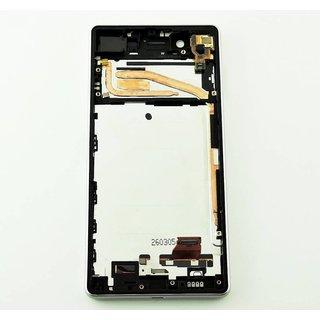 Sony Xperia X F5121 LCD Display Modul, Weiß, 1302-4795